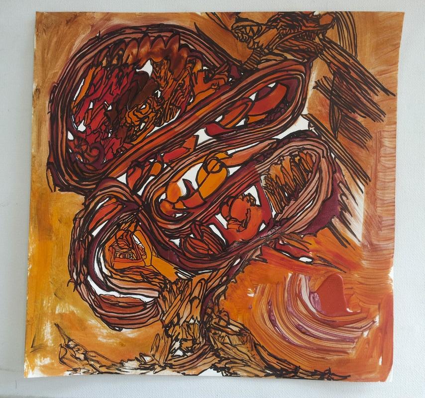 Deel 6 'De Liefdesboom: Vrouwe Stromaya'